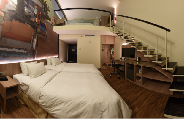 фото отеля Eastin Hotel изображение №5