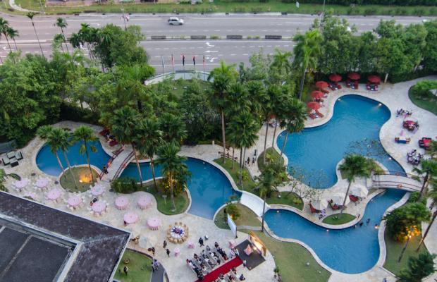 фотографии отеля Thistle Johor Bahru Hotel (ех. Hyatt Regency) изображение №15