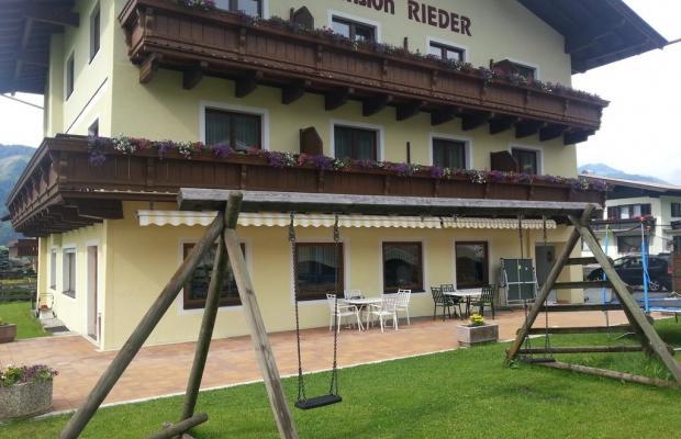 фотографии отеля Pension Rieder изображение №3