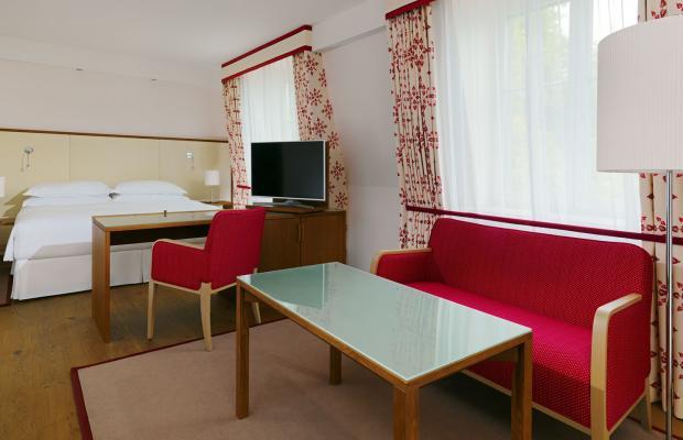 фото отеля Sheraton Grand Salzburg изображение №21