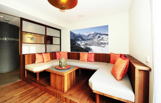 фотографии отеля Aparthotel der Gletscherblick (ex.Sun Snow Golf Aparthotel Kaprun) изображение №7