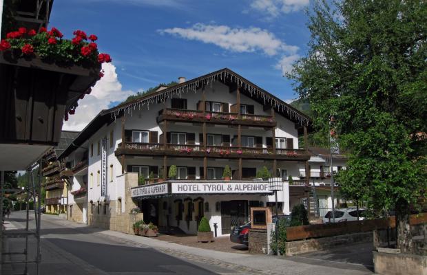 фотографии отеля Hotel Tyrol Alpenhof изображение №19