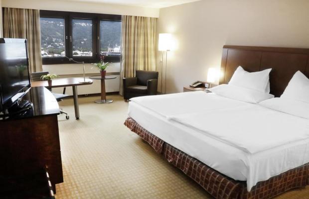 фото Hilton Innsbruck (ex. Holiday Inn) изображение №6