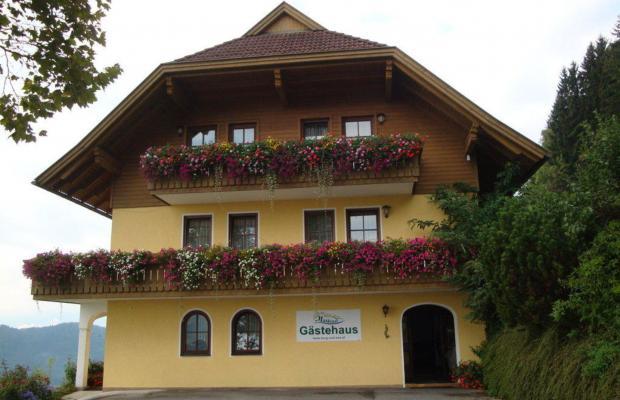 фото отеля Gastehaus Mathiasl изображение №17