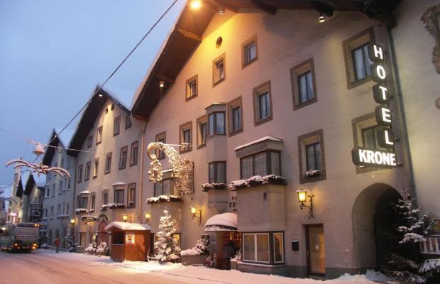 фотографии Hotel Krone изображение №16