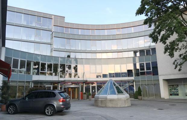 фото отеля Amadeo Hotel Schaffenrath изображение №1