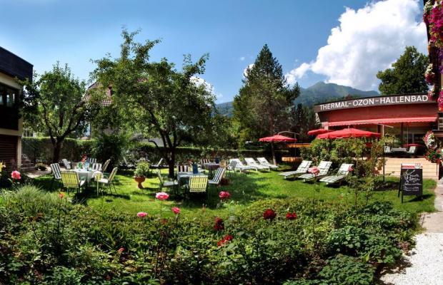 фотографии отеля Thermenhotels Gastein Alpina изображение №11