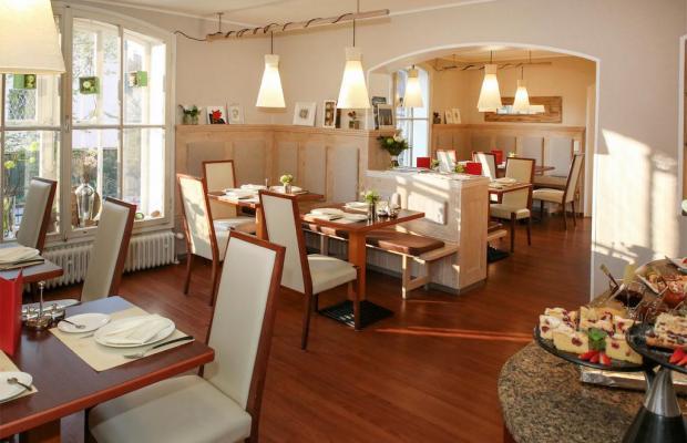 фотографии отеля Hotel Rosenvilla изображение №23