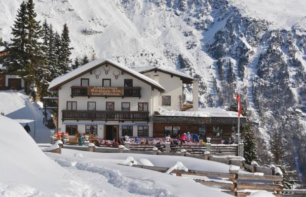 фото отеля Alpengasthof Gaislachalm (Альпенгастхоф Гаислачалм) изображение №1