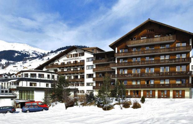 фото отеля Garni Komperdell изображение №1