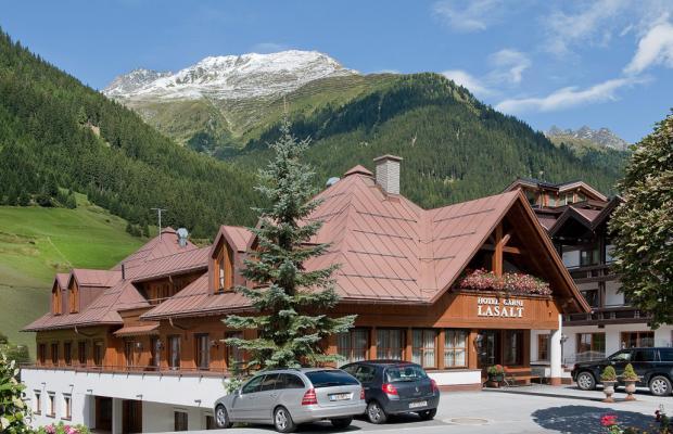 фото отеля Hotel Garni Lasalt изображение №1