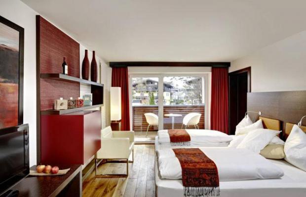 фотографии отеля Alpen-Karawanserai (ex. Blumenhotel Tirolerhof) изображение №19