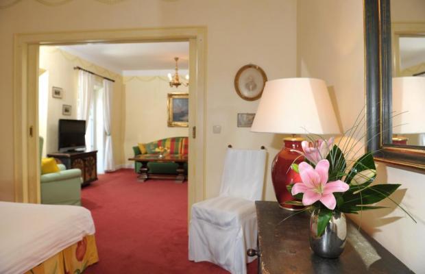 фото отеля Schloss Leonstain изображение №9