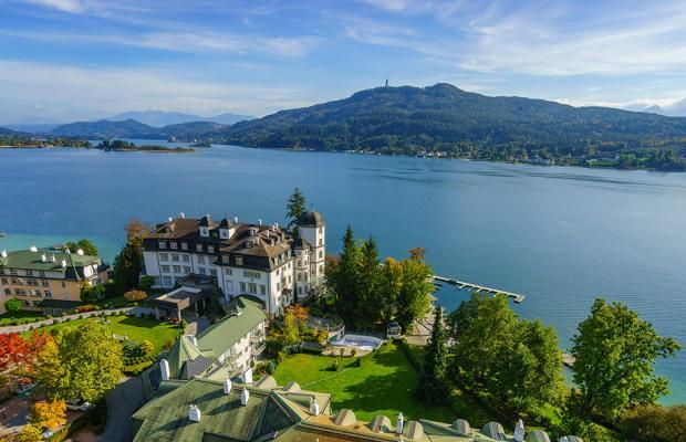 фото Hotel Schloss Seefels изображение №18