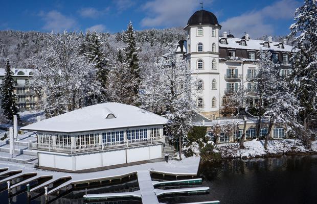 фотографии отеля Hotel Schloss Seefels изображение №7