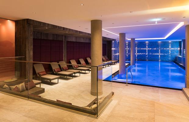 фото Alpenhotel Ischgler Hof изображение №10