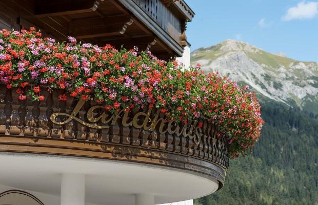 фотографии отеля Landhaus Strolz изображение №27