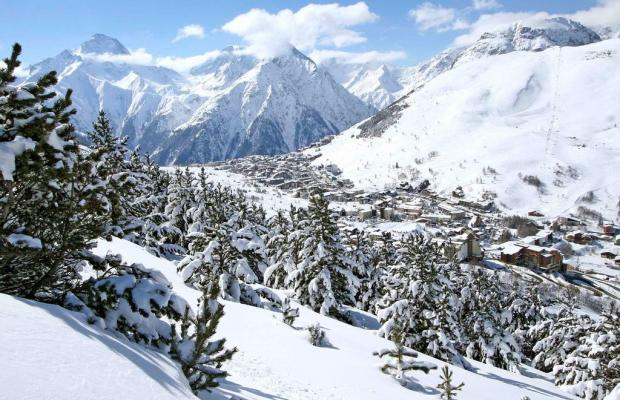 фото отеля Mercure Les Deux Alpes 1800 (ex. Frantour Ariane) изображение №5