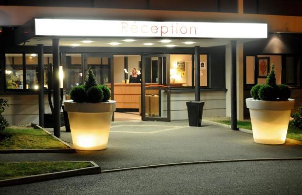 фото отеля Best Wester Porte Sud Geneve изображение №21