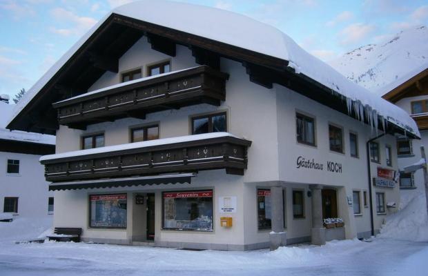 фото отеля Gaestehaus Koch изображение №1