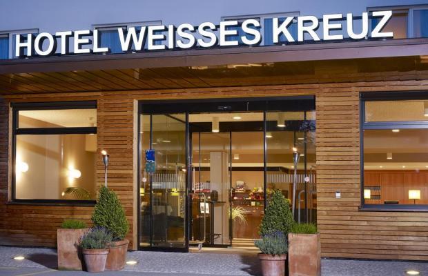 фото Hotel Weisses Kreuz изображение №6