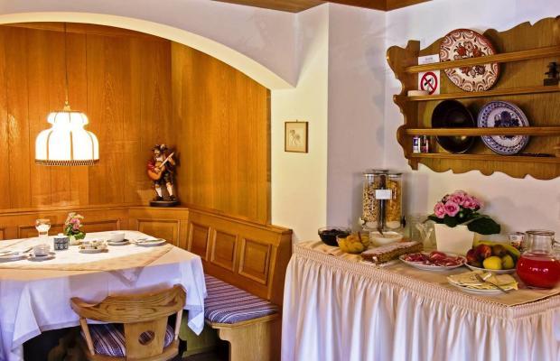 фотографии отеля Garni Le Chalet изображение №7