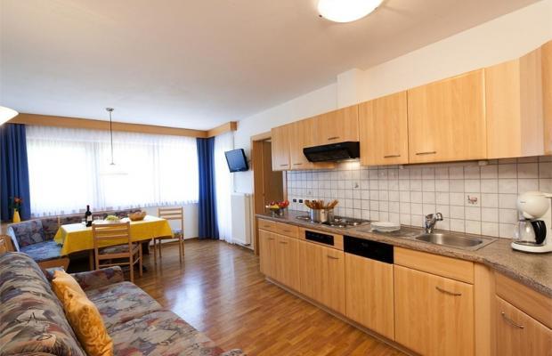 фото отеля Garni & Apartments Alpenrose изображение №9