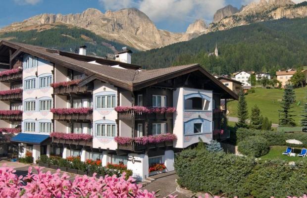 фотографии отеля Alpen Hotel Corona изображение №3