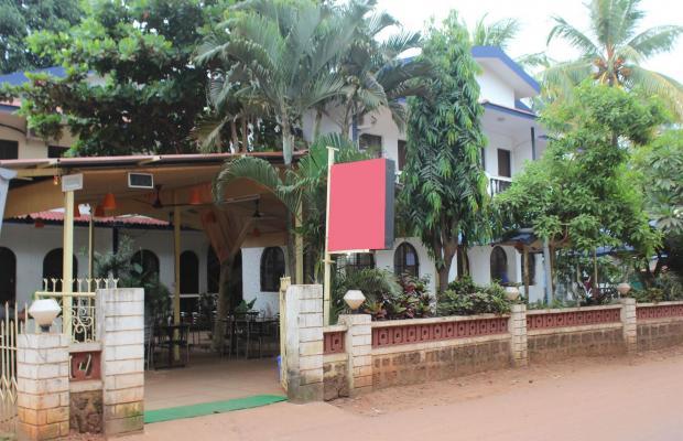 фотографии отеля Hacienda (OYO 8024 near Baga Beach) изображение №35
