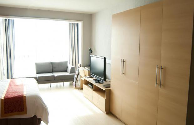 фотографии отеля TaiYue Suites Beijing изображение №63