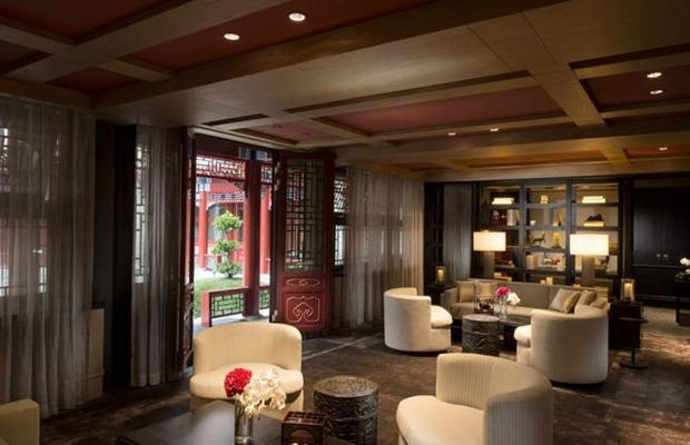 фотографии отеля Waldorf Astoria Beijing изображение №11
