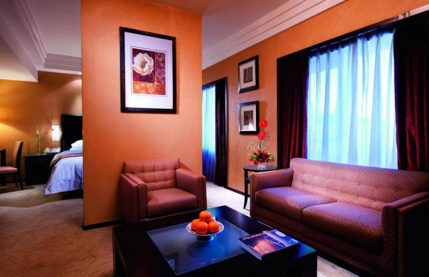 фотографии отеля Sunworld Dynasty Hotel Beijing (ex. Tianlun Dynasty) изображение №19
