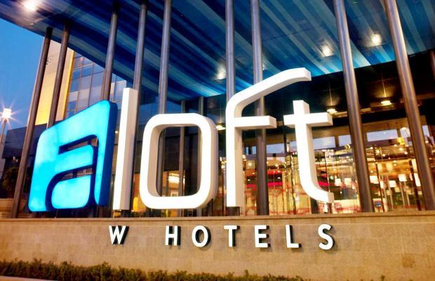 фото отеля Aloft Beijing Haidian изображение №1