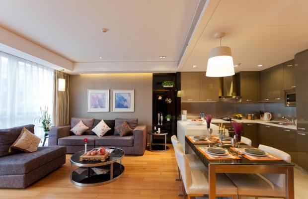 фото отеля Ascott Raffles City Hotel Beijing изображение №13