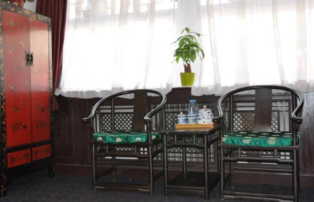фотографии отеля Lusongyuan Hotel изображение №7