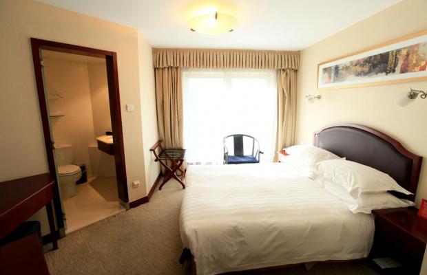 фото отеля Beijing Landmark Hotel изображение №9
