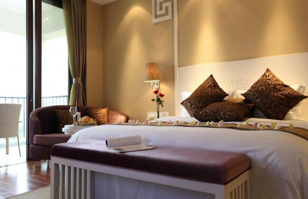 фотографии отеля Luhuitou Guesthouse & Resort Sanya изображение №15