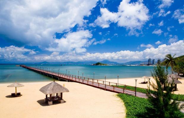 фотографии отеля Luhuitou Guesthouse & Resort Sanya изображение №7