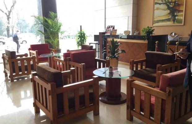 фотографии Best Western Grandsky Hotel Beijing изображение №12