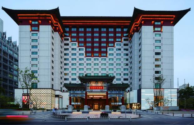 фото отеля The Peninsula Beijing изображение №1