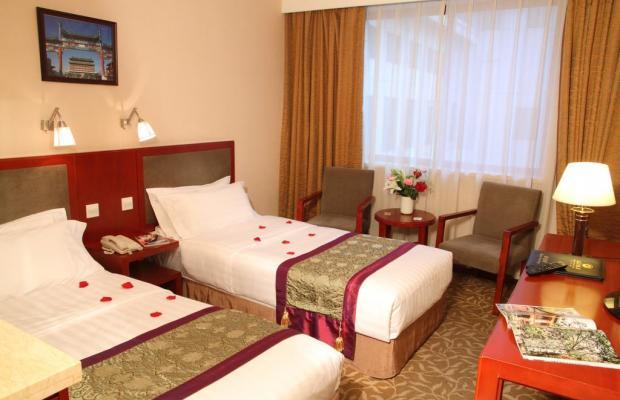 фотографии отеля Chong Wen Men Hotel Beijing изображение №19