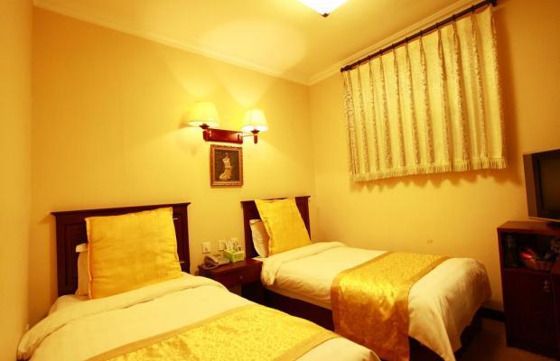 фотографии отеля Hutong Inn Zaoyuanju Hotel изображение №19