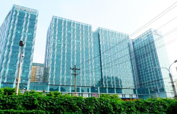 фото отеля Doubletree By Hilton Beijing изображение №1