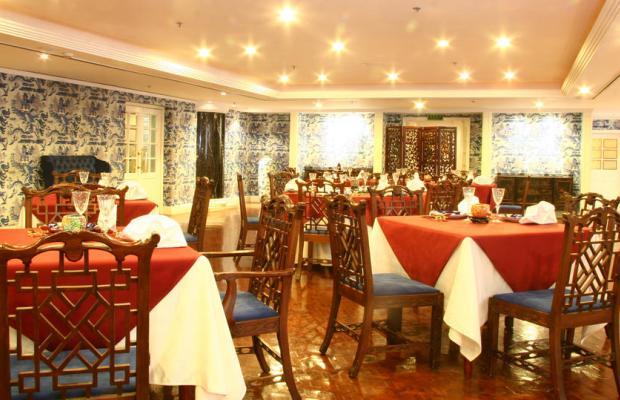 фотографии отеля Grand Hotel Beijing изображение №19