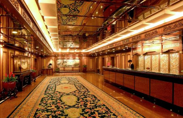 фотографии Grand Hotel Beijing изображение №16
