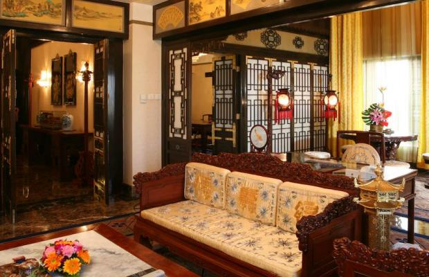 фото отеля Grand Hotel Beijing изображение №13
