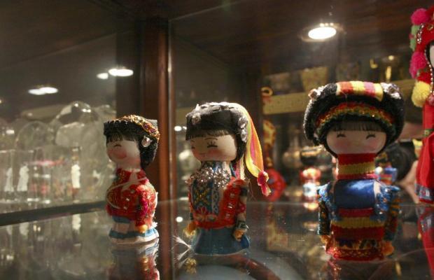 фотографии The Great Wall Sheraton Hotel Beijing изображение №12