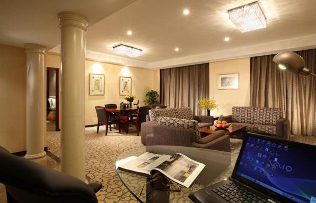 фото отеля Holiday Inn Downtown Beijing изображение №29