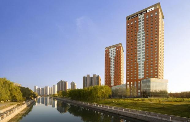 фотографии отеля Jen Upper East Beijing by Shangri-La (ex. Traders Upper East) изображение №11