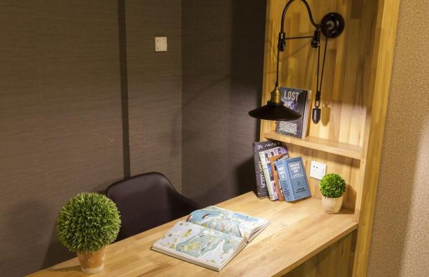фото отеля Holiday Inn Express Beijing Minzuyuan изображение №25